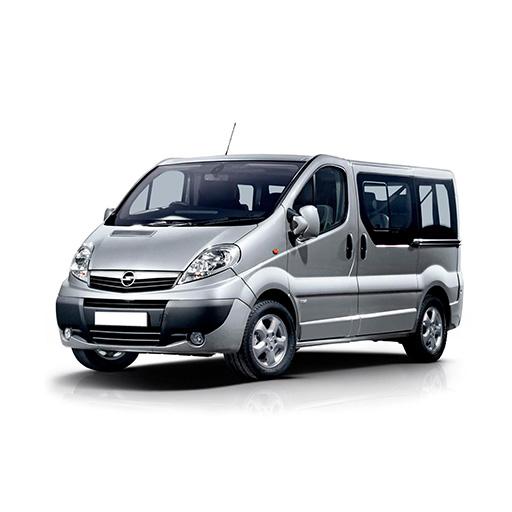 Opel Vivaro (or Similar) Group J